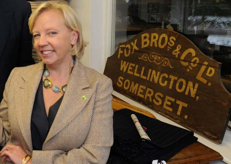 Deborah Meaden at Cordings