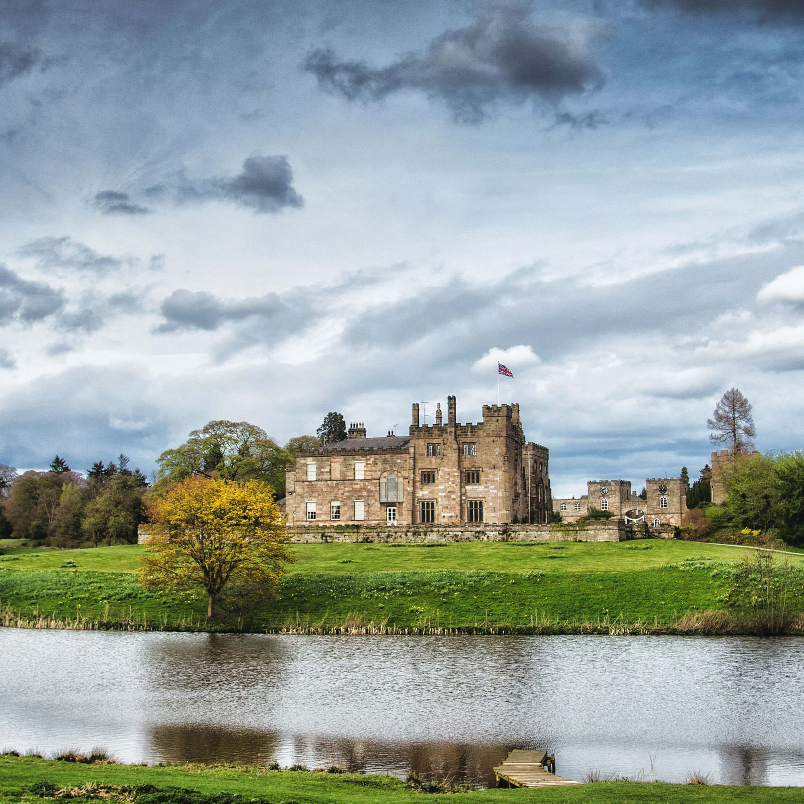 Frank Boddy: Ripley Castle