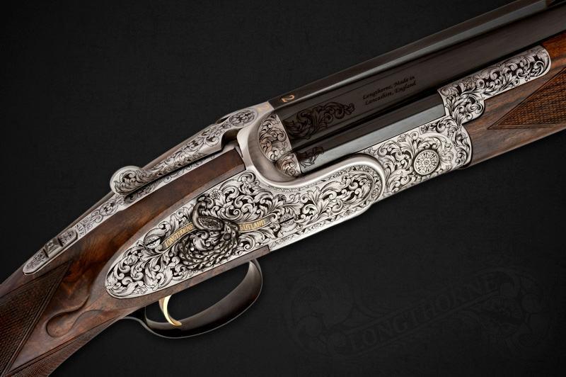 LONGTHORNE RUTLAND GUN
