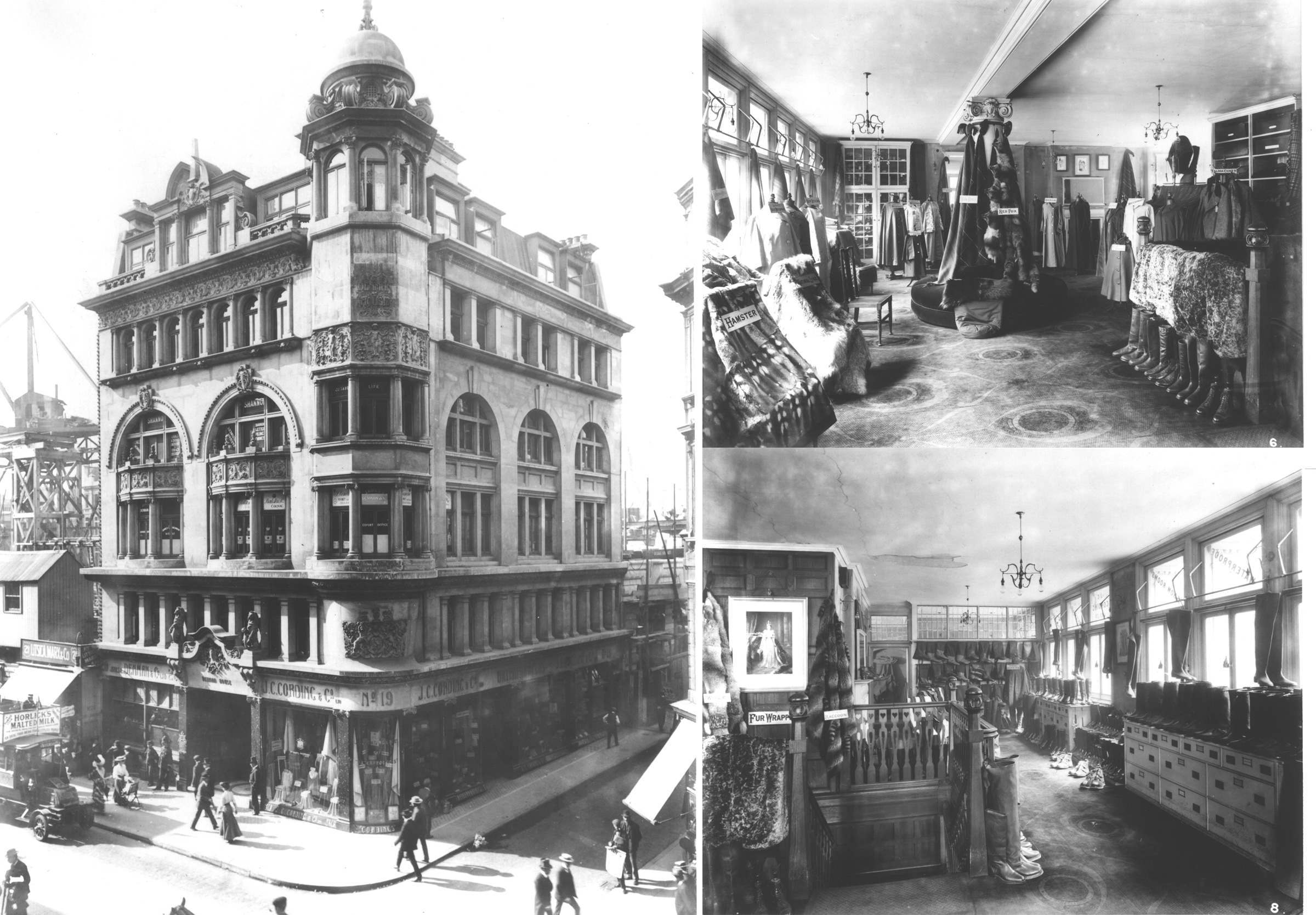 19 Piccadilly opens in 1877