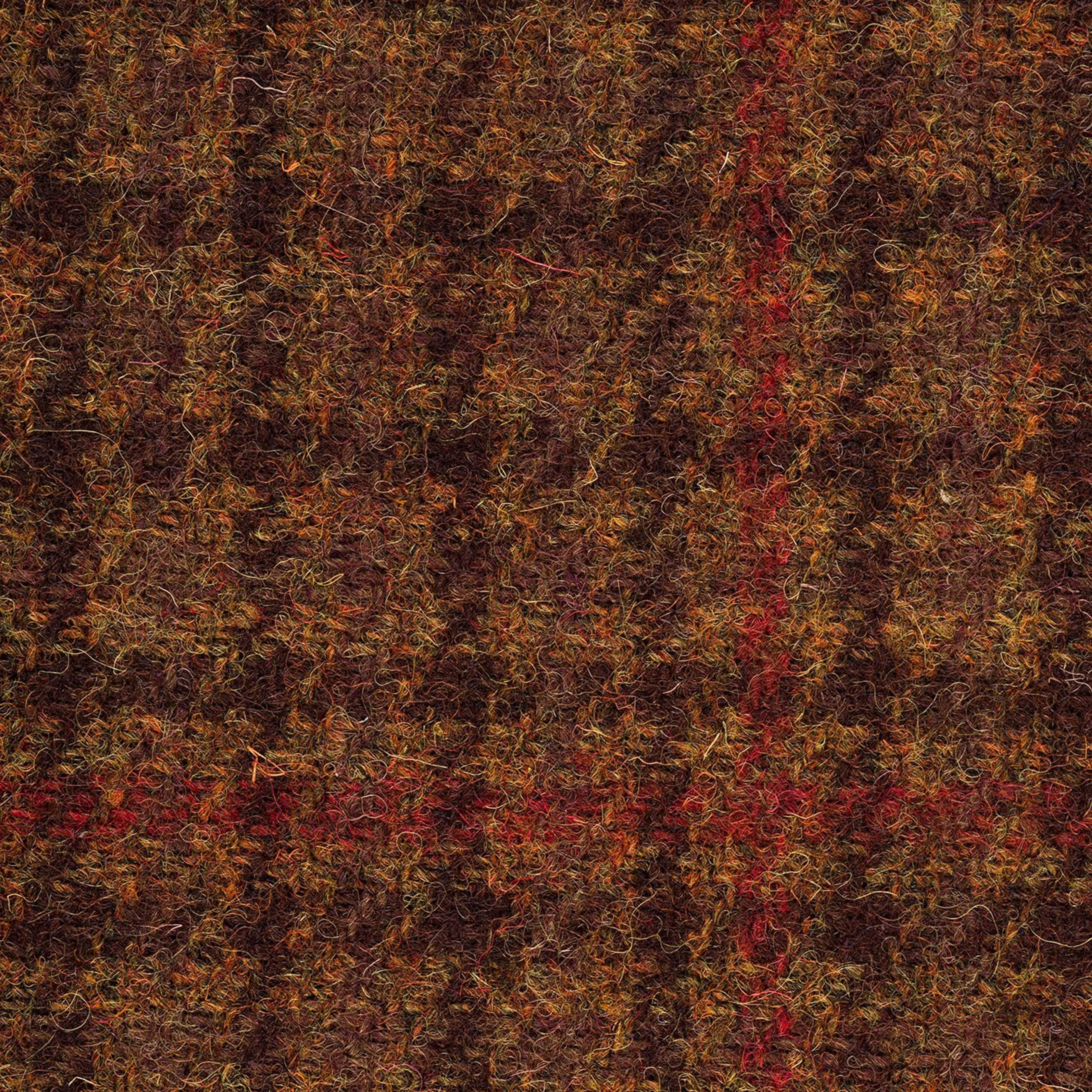 Harris Tweed: An artisan, luxury cloth.
