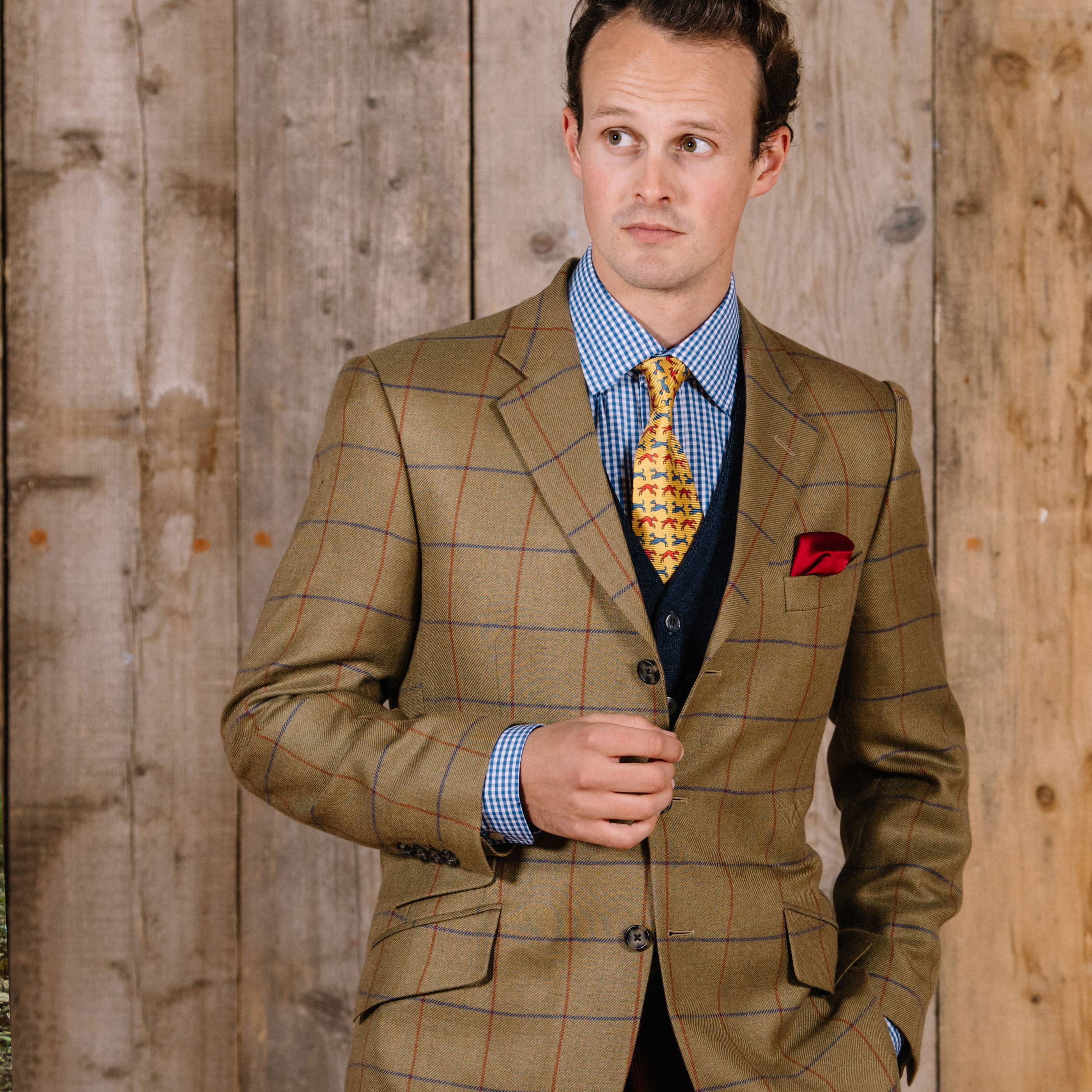 A Need For Tweed