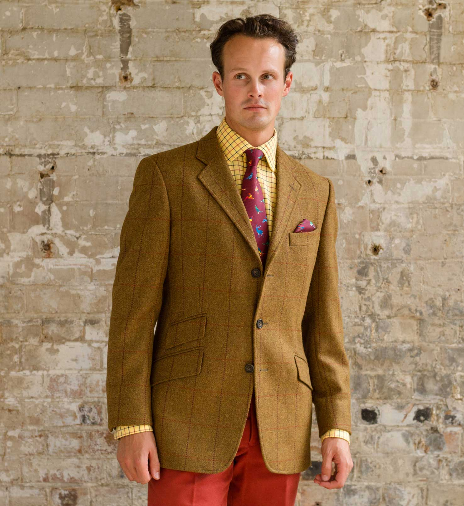 How to dress like a British Gentleman