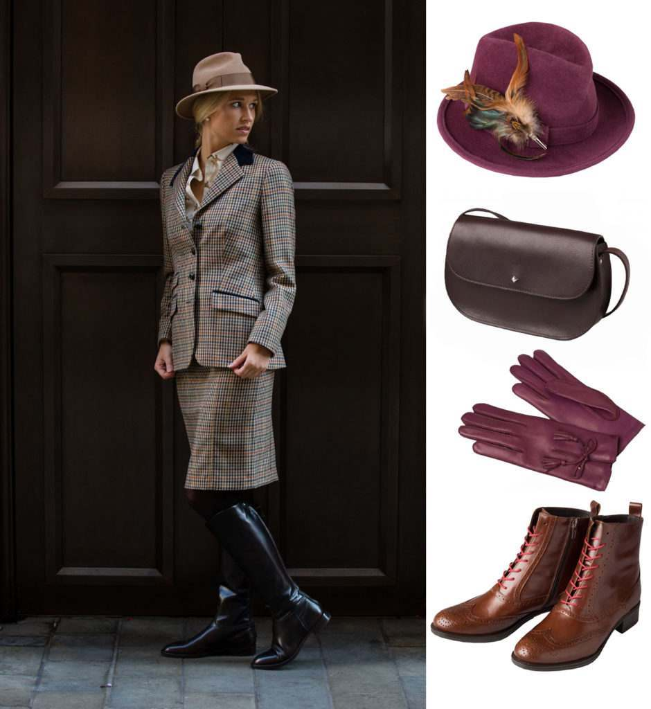 Women's Clothing and Accessories Ideas for The Cheltenham Festival