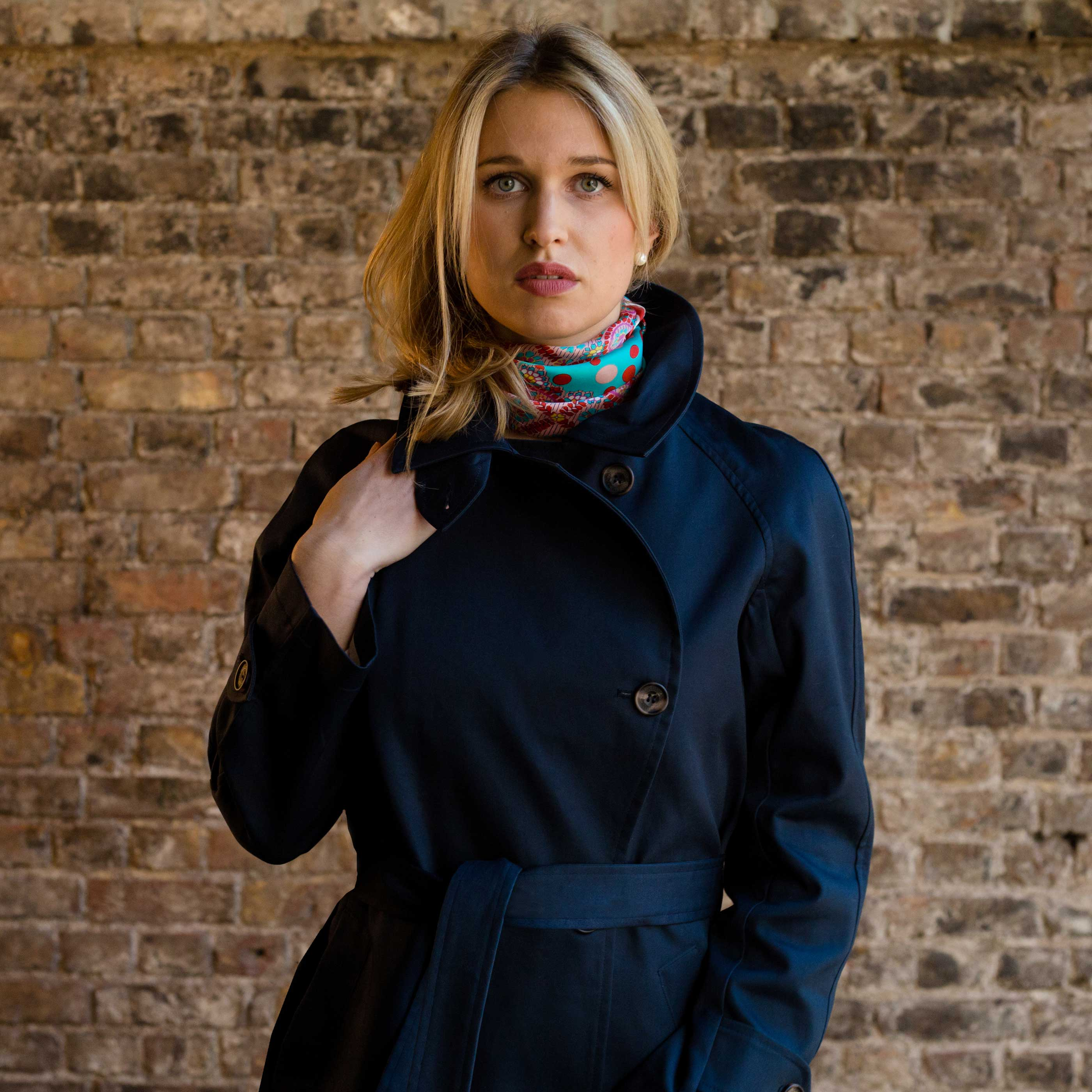 The Trench Coat: an icon of British style since 1850
