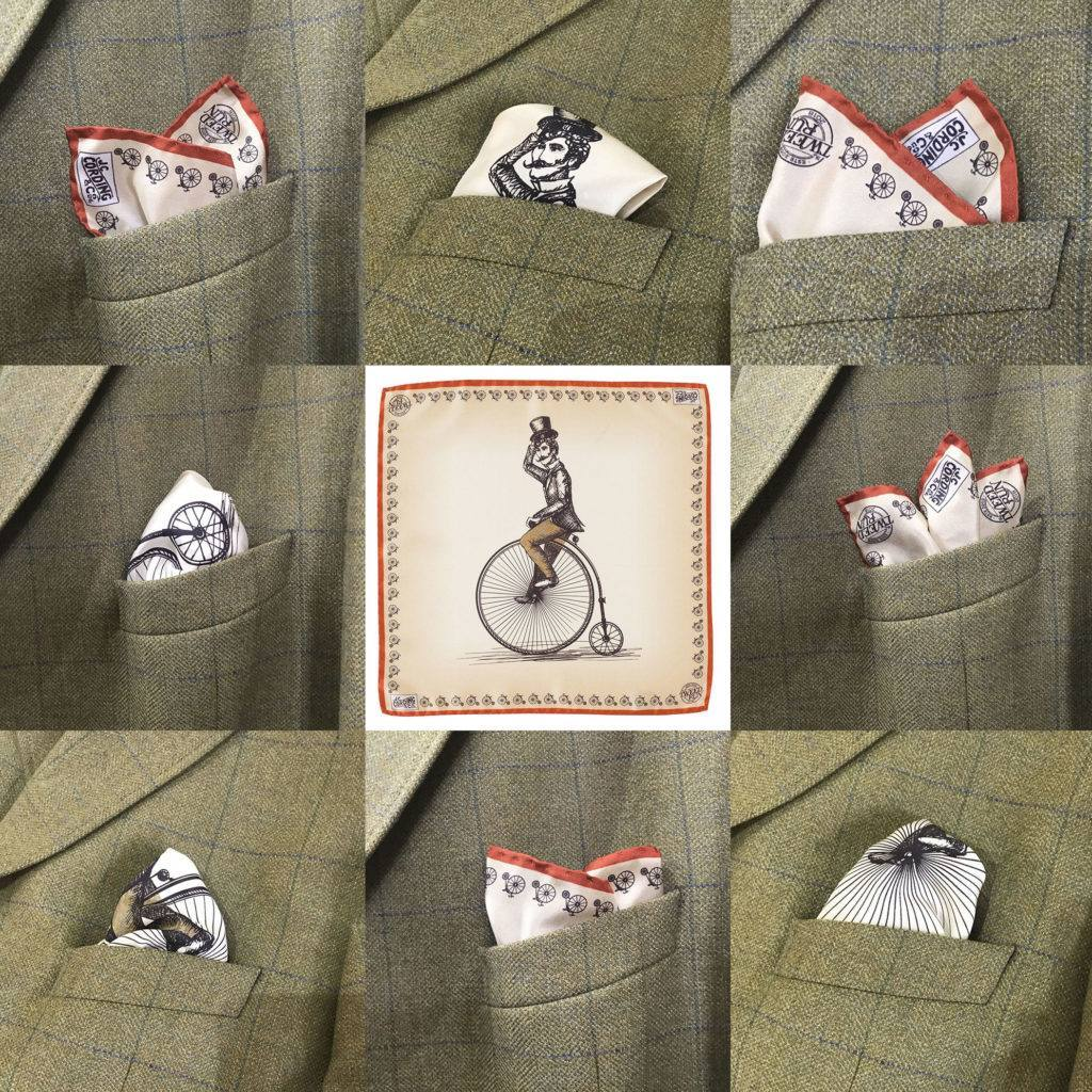 8 ways to style your handkerchief