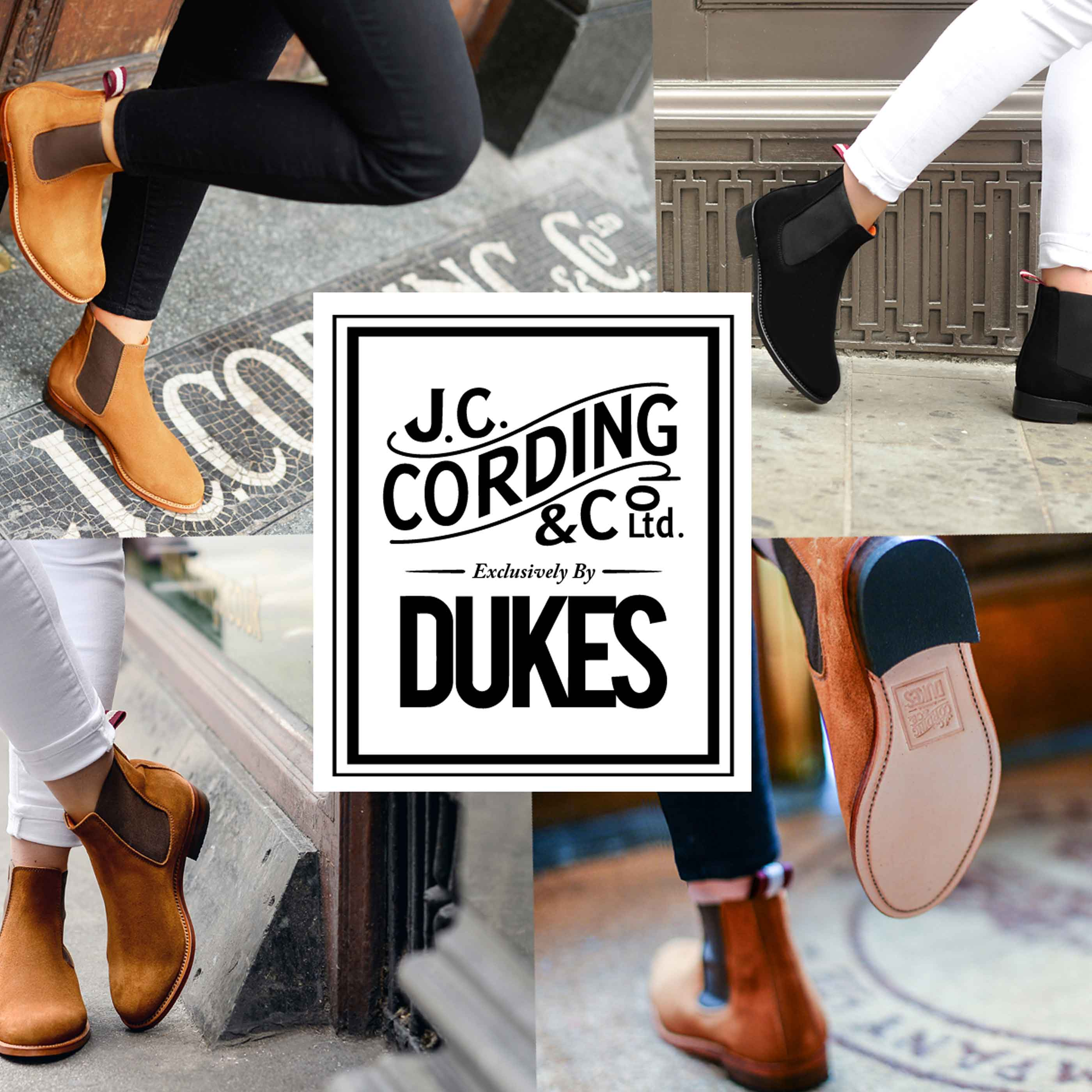 Dukes X Cordings Collaboration Boot: An Interview with Daisy Duke