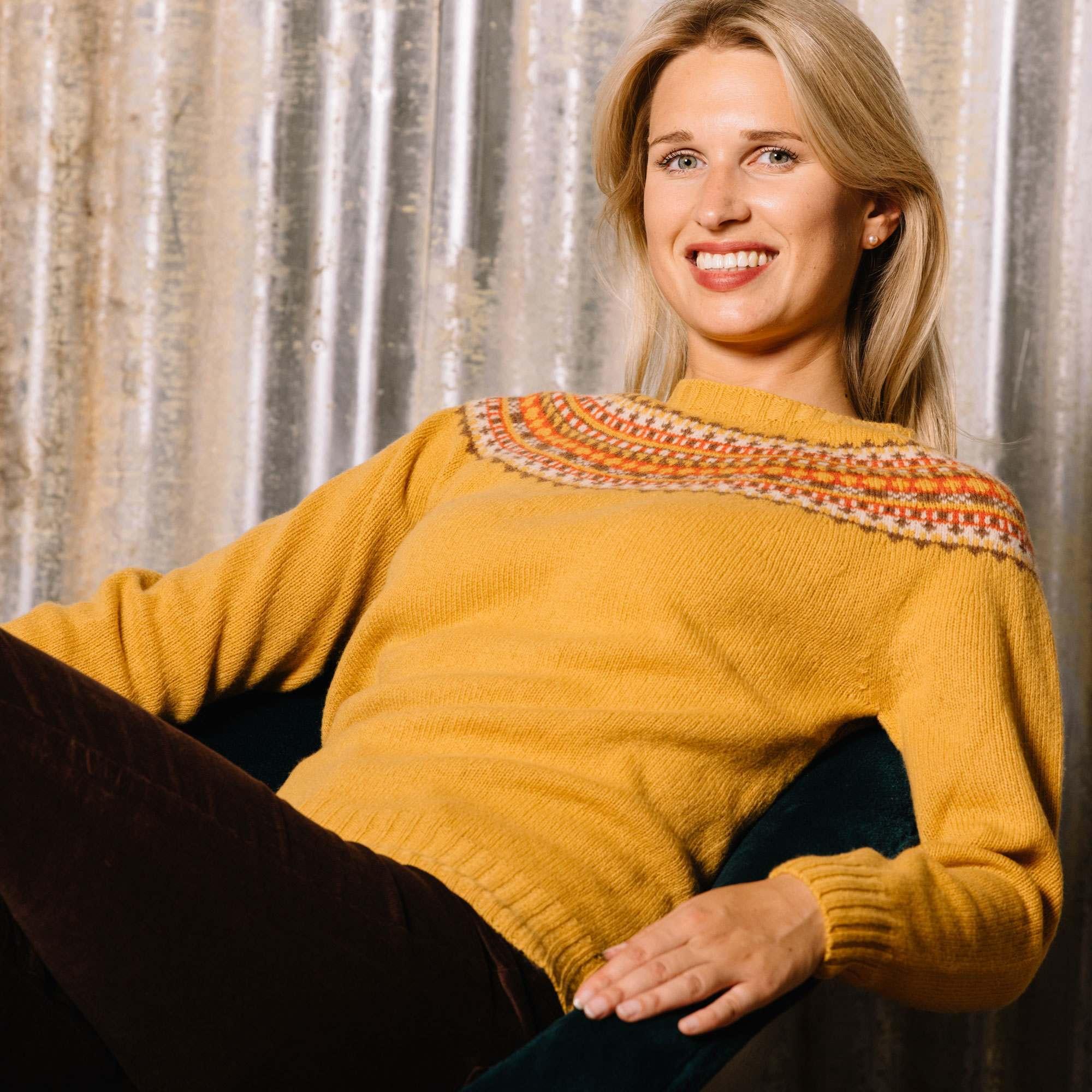 In Praise of: Fair Isle Knitwear