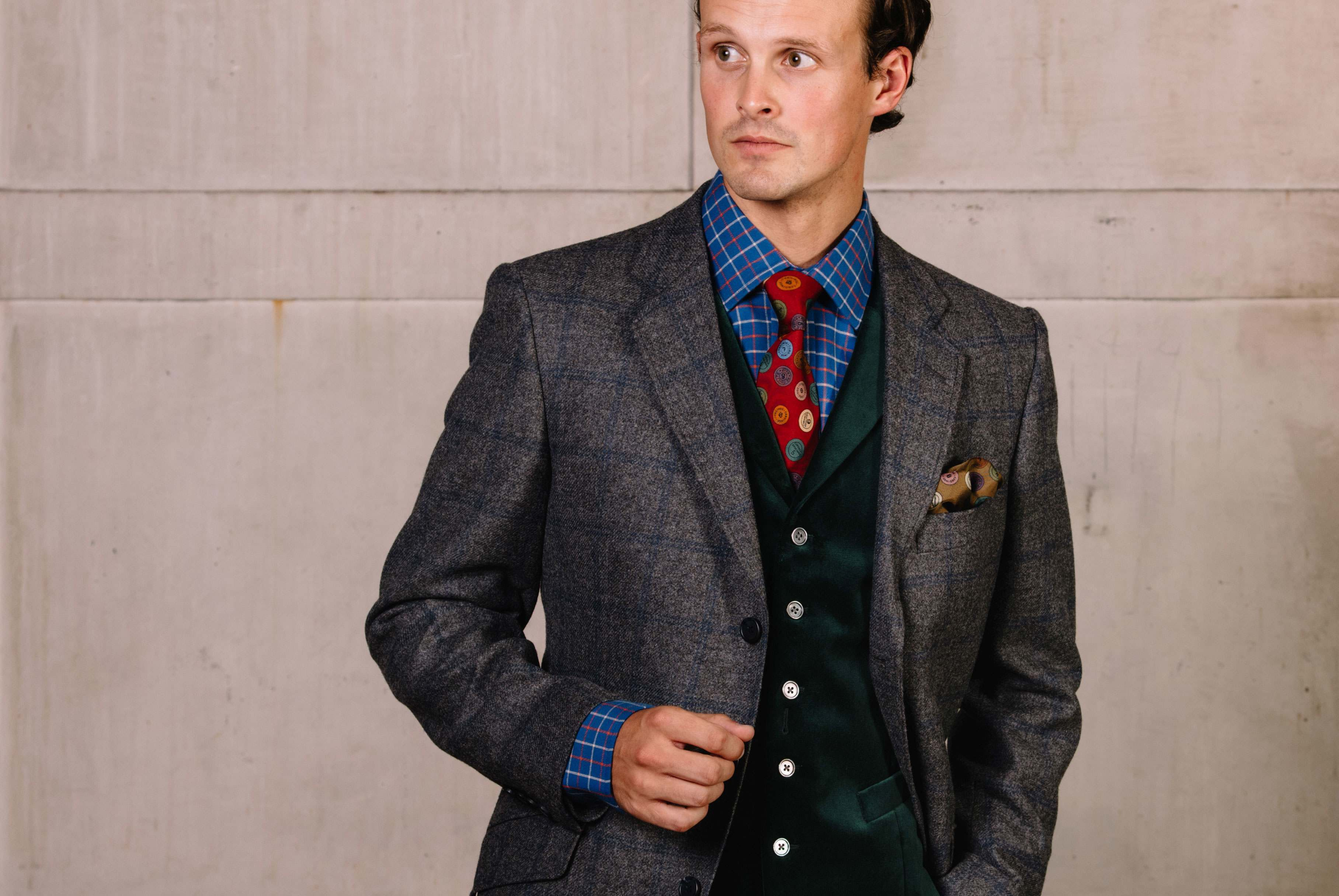 What To Wear To Wear: The Westminster Jacket