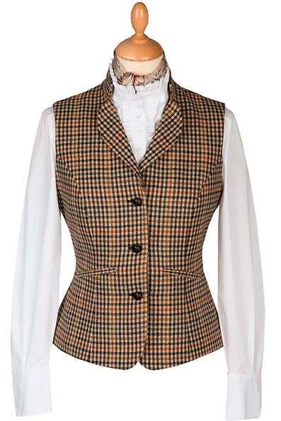 Classic Women's Tailored Waistcoat