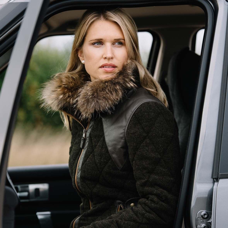 Ladies Coats
