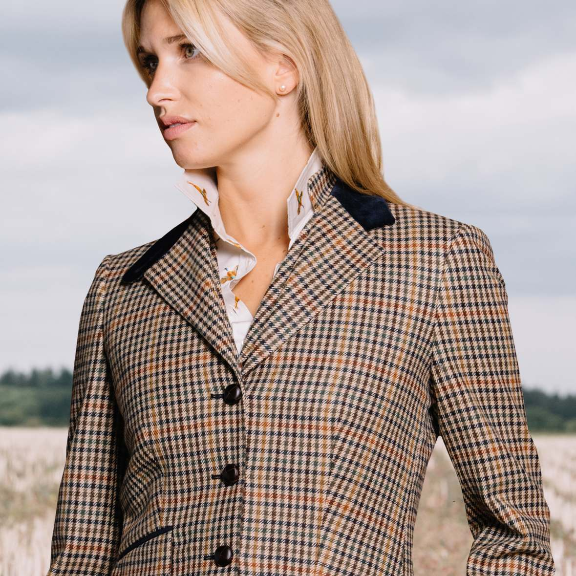 Ladies Wincanton Tweed