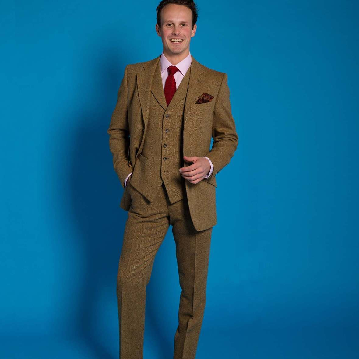 Barleycorn Tweed Suit