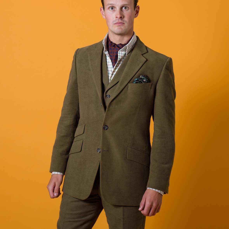 Moleskin Suit