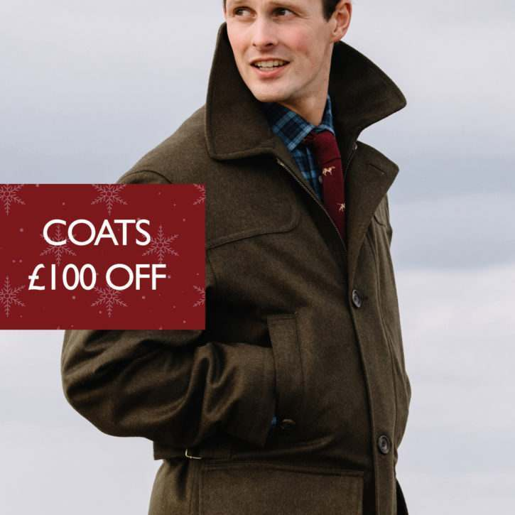 Coats £100 Off