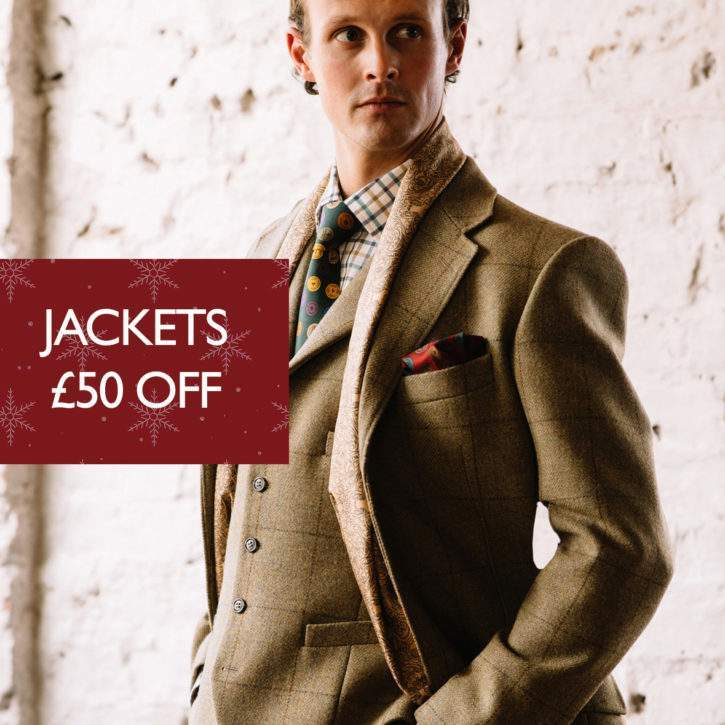 Jackets £50 Off
