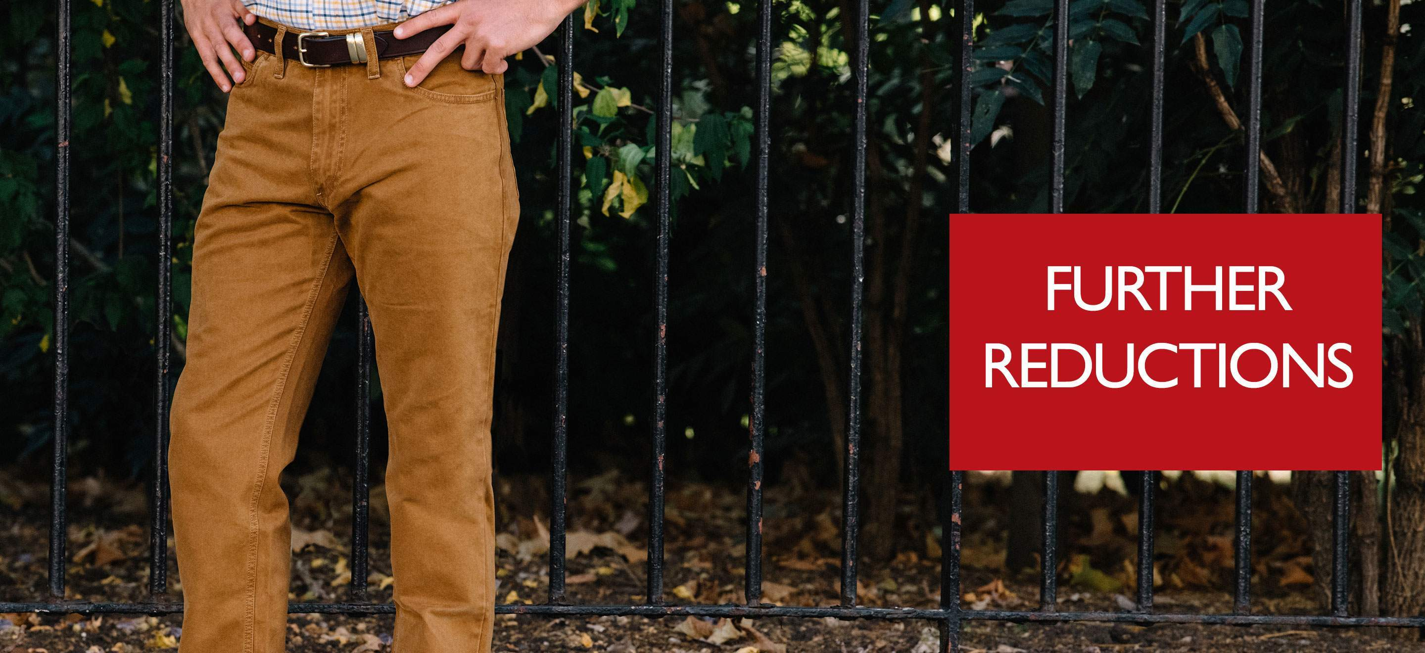 JEANS FROM £60