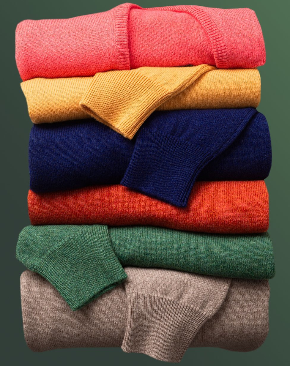 NEW SEASON LAMBSWOOL