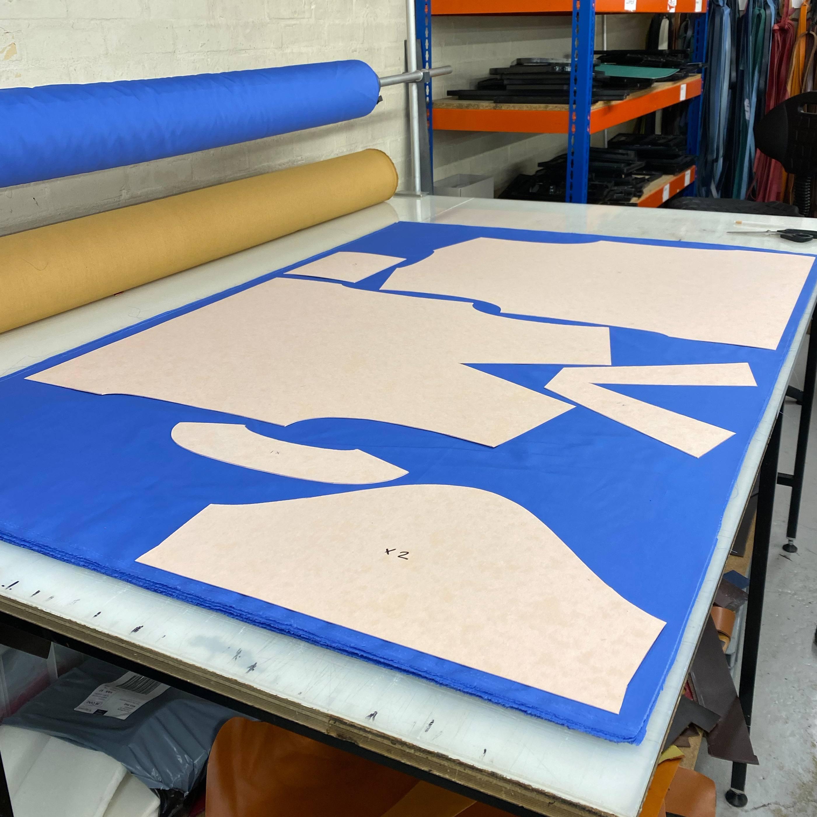 Tusting – British Makers Respond To NHS Effort