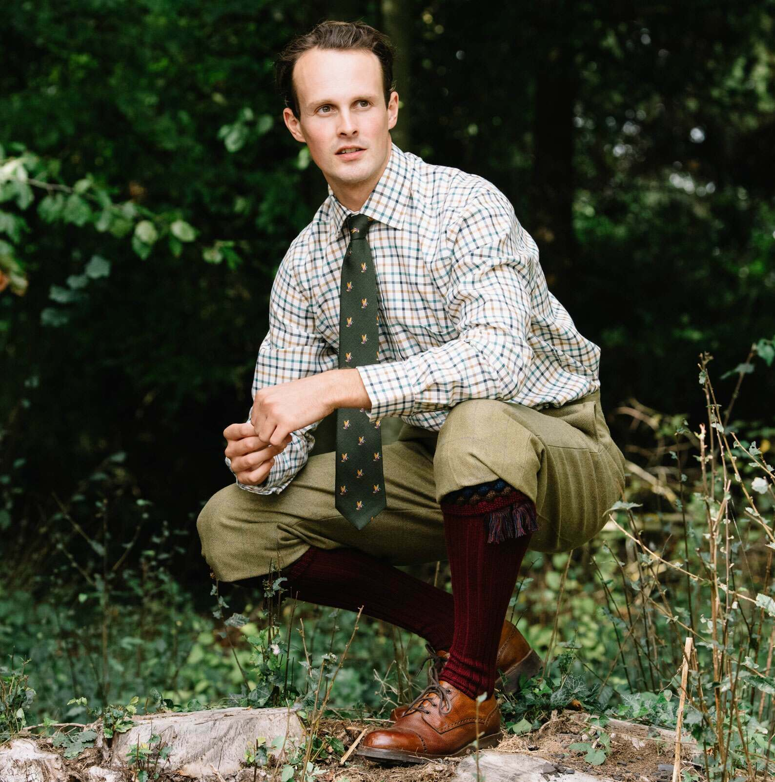 How to wear Plus Two's and Plus Fours